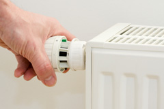 Langlee Mains central heating installation costs